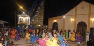 Comenzaron las fiestas patronales en Villa Marina