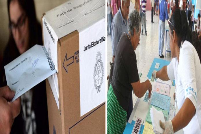 Elecciones: Argentina va a primera fase electoral y Guatemala a la segunda