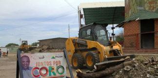 Alcaldía de Miranda inició rehabilitación de espacios públicos en Cruz Verde