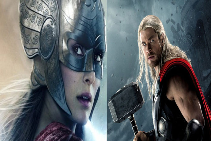 Confirman que en 'Thor: Love and Thunder' aparecerán los dos Thor