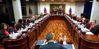 """""""Absurdas"""", así califican diputados de la AN nuevas decisiones del TSJ"""
