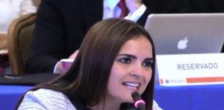 Comunicado  Tamara Suju renuncia como embajadora de Guaidó en República Checa