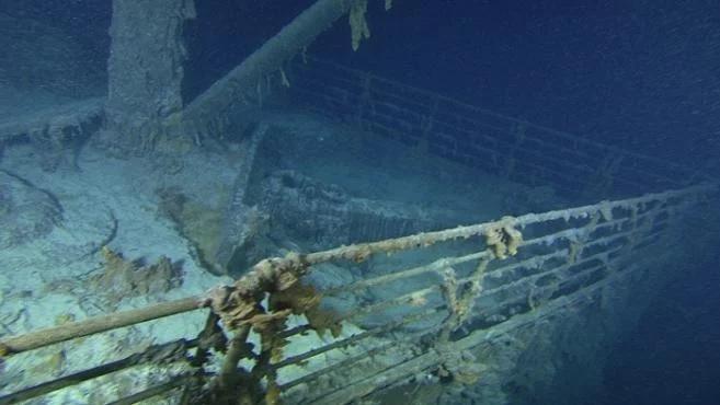 Resultado de imagen para El grupo de exploradores Caladan Oceanic ha conseguido fotografiar los restos del Titanic, situados al norte del oceánico Atlántico, por primera vez en los últimos catorce años, según anunció en una nota la productora Atlantic Productions.