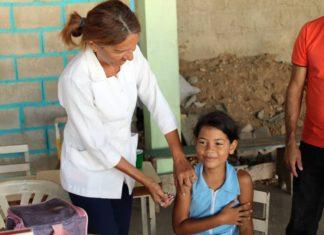 Ambulatorio de Punta Cardón cumplió 100% de cobertura de vacunación con el apoyo del MSV