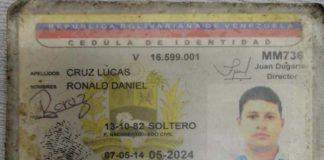 Para robarle el arma de reglamento y su moto asesinan a un PNB en Guarenas