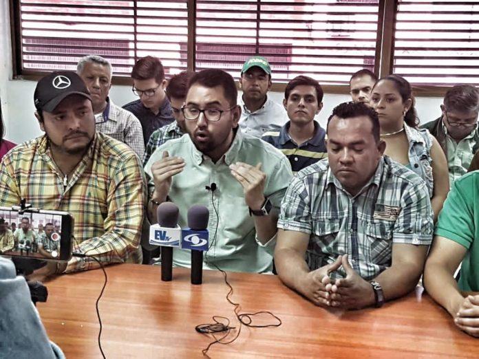 Copei legítimo ODCA alineó fuerzas en Táchira por la Operación Libertad