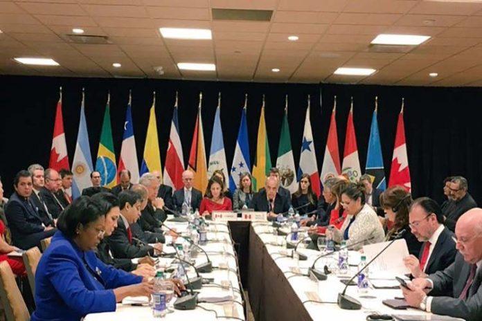 Grupo de Lima respalda designación de Borges como canciller de Guaidó