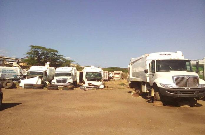 129 trabajadores del Imaud de brazos caídos exigiendo dotación de uniformes