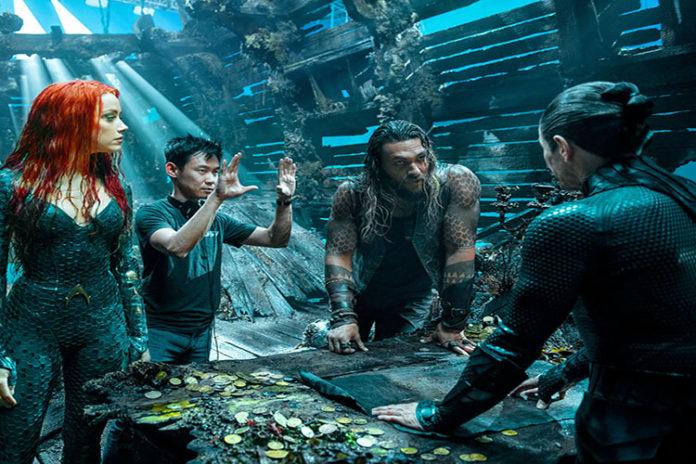 James Wan pospone Aquaman 2 para dirigir nueva película de horror