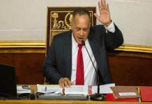 """Cabello sobre las elecciones de la AN: """"Podrían ser el 1 o 2 de enero 2020"""""""