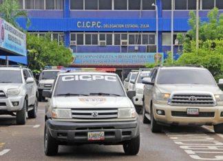 """Secuaz de """"Yeico Masacre"""" embosca a comisión del CICPC al oeste de Maracaibo"""