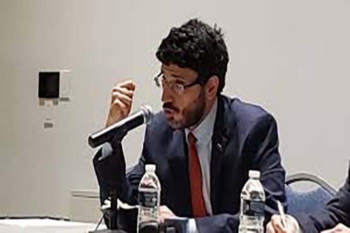 """José Ignacio Hernández calificó como """"persecución política"""" la investigación penal anunciada por Saab en su contra"""