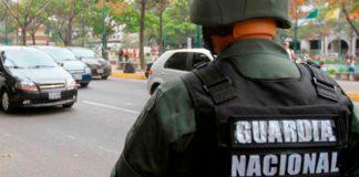 De un disparo mataron a un sargento segundo en Puerto La Cruz
