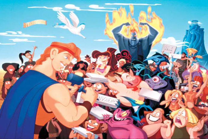 Habrá un live-action de Hércules y este sería el elenco