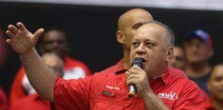 Cabello afirma que la FANB es leal al pueblo y a Maduro