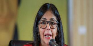 Rodríguez destaca éxito de campaña #EnVenezuelaChallenge