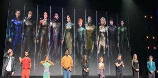 Conozca al elenco completo de 'The Eternals' de Marvel