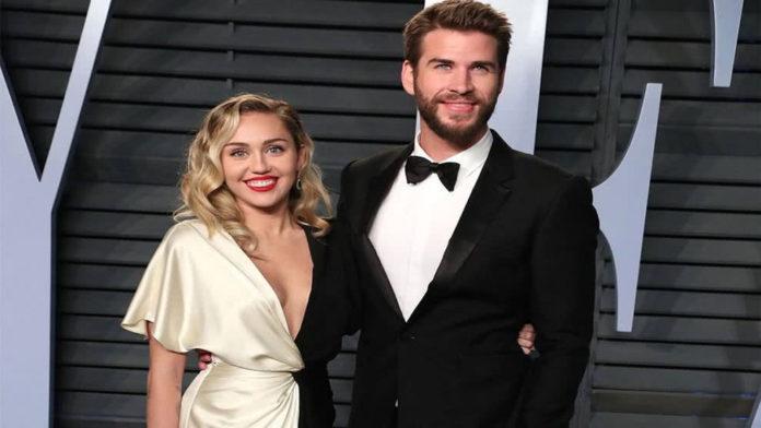 ¡Se separan! Miley Cyrus y Liam Hemsworth tras ocho meses de matrimonio