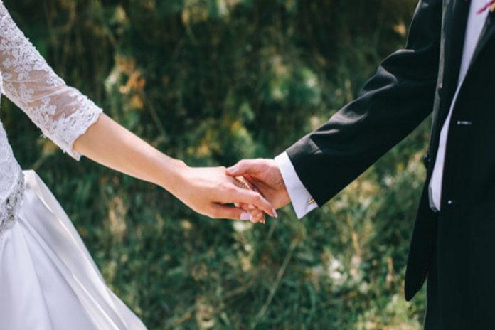 ¡Hasta que la muerte los separe!, se casaron y 5 minutos después murieron (+Detalles)