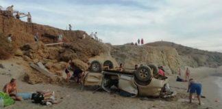 Murió un turista francés al volcarse la camioneta donde viajaba en La Guajira
