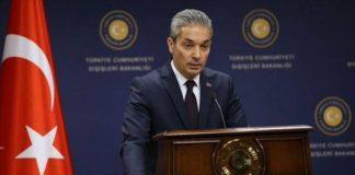 Turquía condenó bloqueo económico de EEUU contra Venezuela