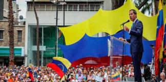 Guaidó convoca una movilización este sábado 31-A