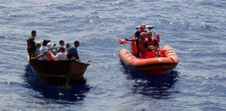 Un venezolano junto a 35 extranjeros intentaron llegar a Puerto Rico en balsa