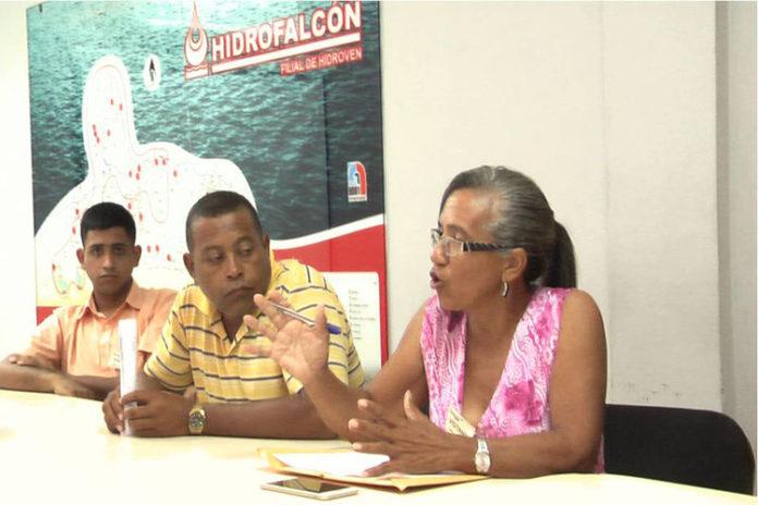Hidrofalcón responde inquietudes de comunidades del estado