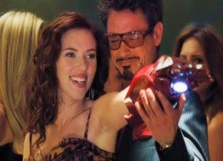 Tony Stark/Iron Man podría regresar en Black Widow