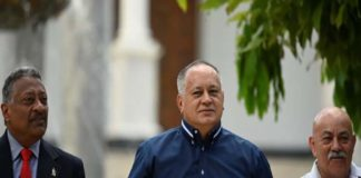 Delegación encabezada por Diosdado Cabello llegó a Vietnam