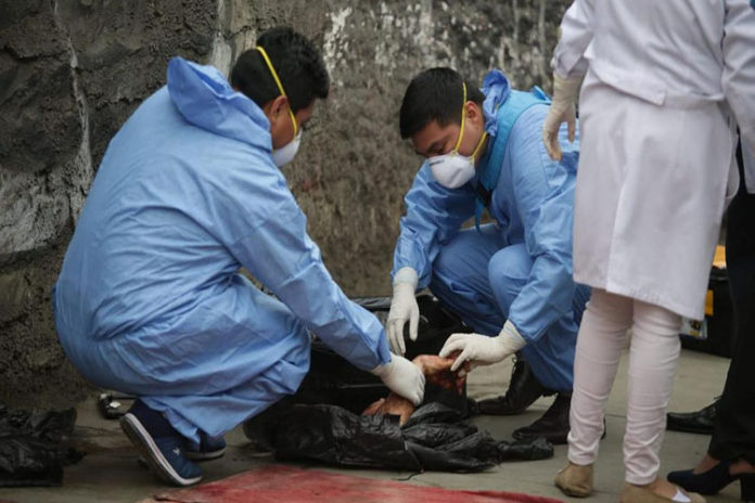 Detenido otro seis implicados en el caso de los descuartizados en Perú