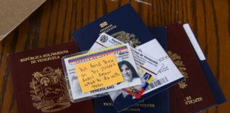 EEUU ofrece extender vigencia de pasaportes venezolanos