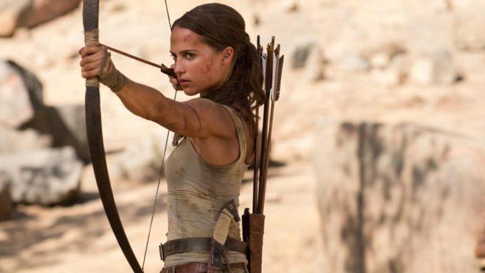 Tomb Raider 2 se estrenará en marzo 2021