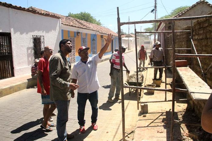 Rehabilitación de centro histórico de Coro ha atendido más de 40 inmuebles