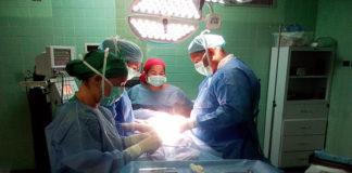 Plan Quirúrgico Nacional, Infantil, Falcón, 44 niños, Salud