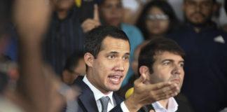 Guaidó espera que oficialistas respeten facultades de la AN