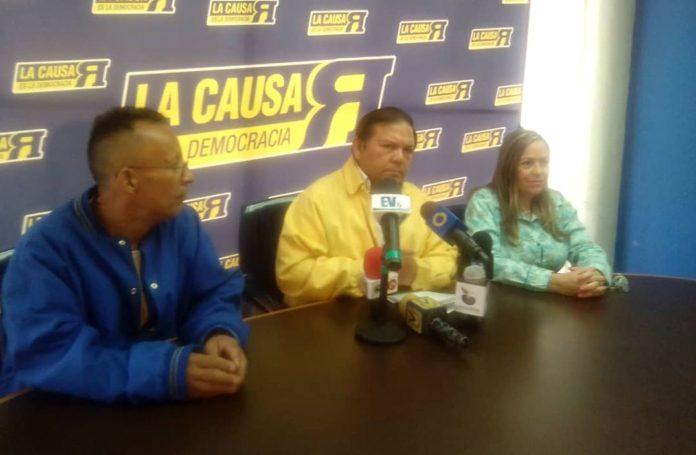 La Causa R ratifica a Guaidó en la presidencia de la AN