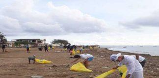 Adícora celebra el día mundial de las playas