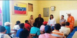 Inces y Fondas se vinculan para fortalecer la pesca artesanal en Paraguaná