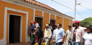 Plan de atención suma 56 inmuebles rehabilitados en centro histórico de Coro