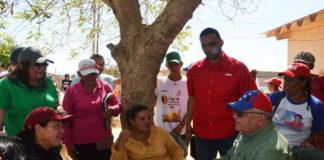 En Carirubana: Jornada de recolección de firmas sigue desplegada en rechazo al bloqueo
