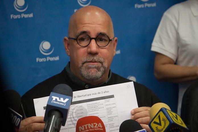Los enviados en Venezuela de Michelle Bachelet, alta comisionada de la ONU para los derechos humanos, se reunieron el viernes pasado
