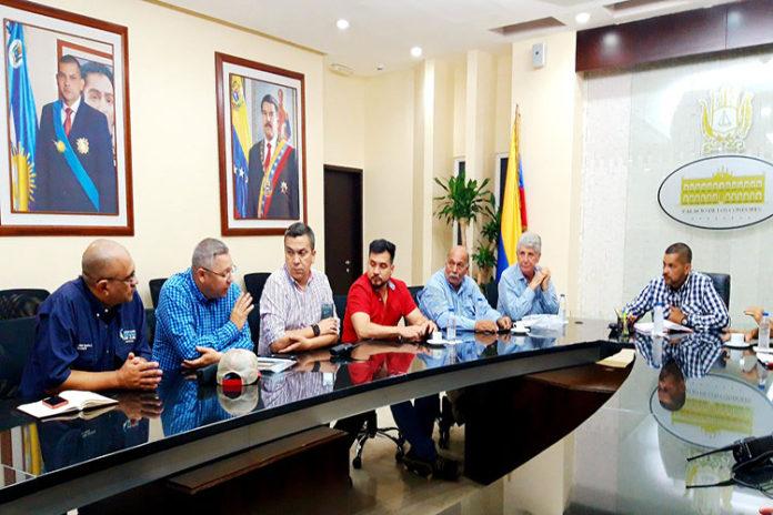 Concretan con empresarios alimenticios de la Zona Industrial para elevar la producción en Zulia