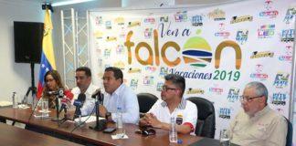 """Invitan al pueblo venezolano al """"Kite Fest Falcón se mueve 2019"""""""