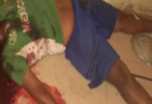 Sicarios matan a expolicía en la sala de su casa