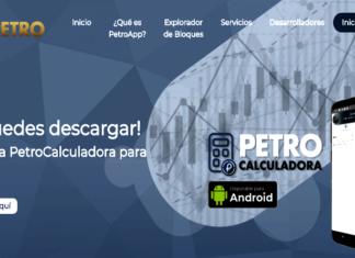 Disponible PetroCalculadora para móviles