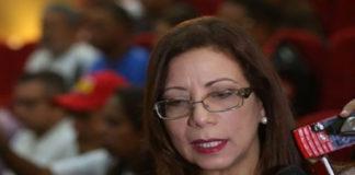 Tania Díaz en la AN: Nuestra presencia es un gesto democrático para abrir el diálogo
