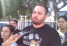 Estudiantes de la Unefm rechazan sentencia del TSJ