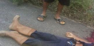 Tocópero: Disparan y matan a veinteañero desde un vehículo en marcha