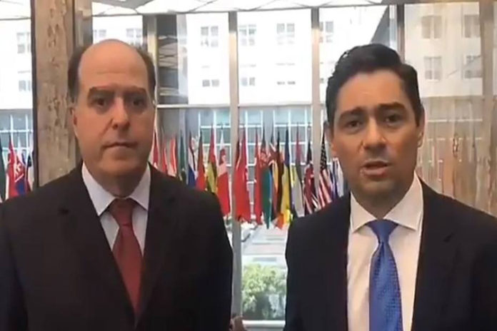 Borges y Vecchio en reunión con Bachelet: ninguno de los casos que están en su informe deben quedar impune